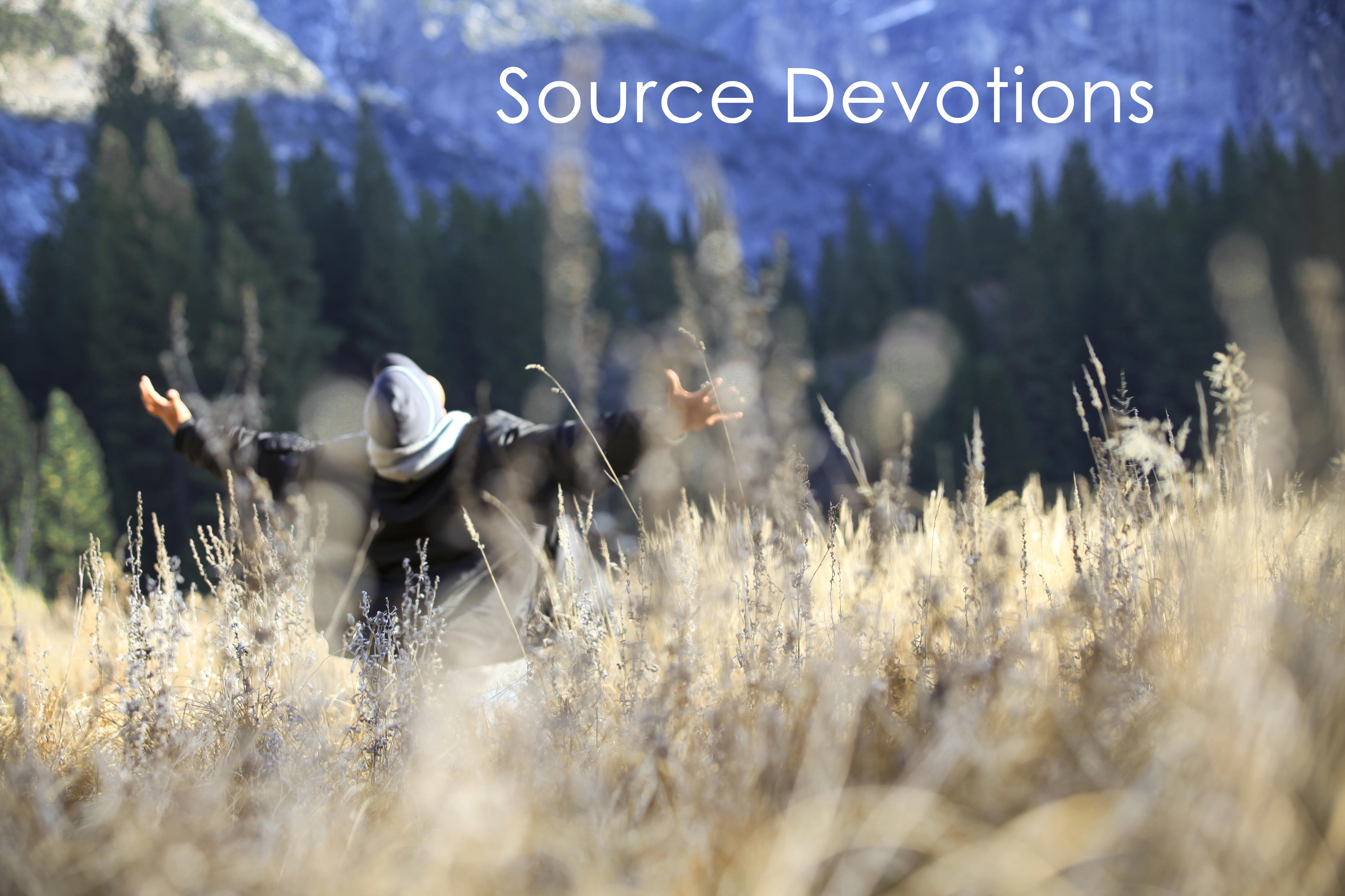 Devotion: Measuring Up