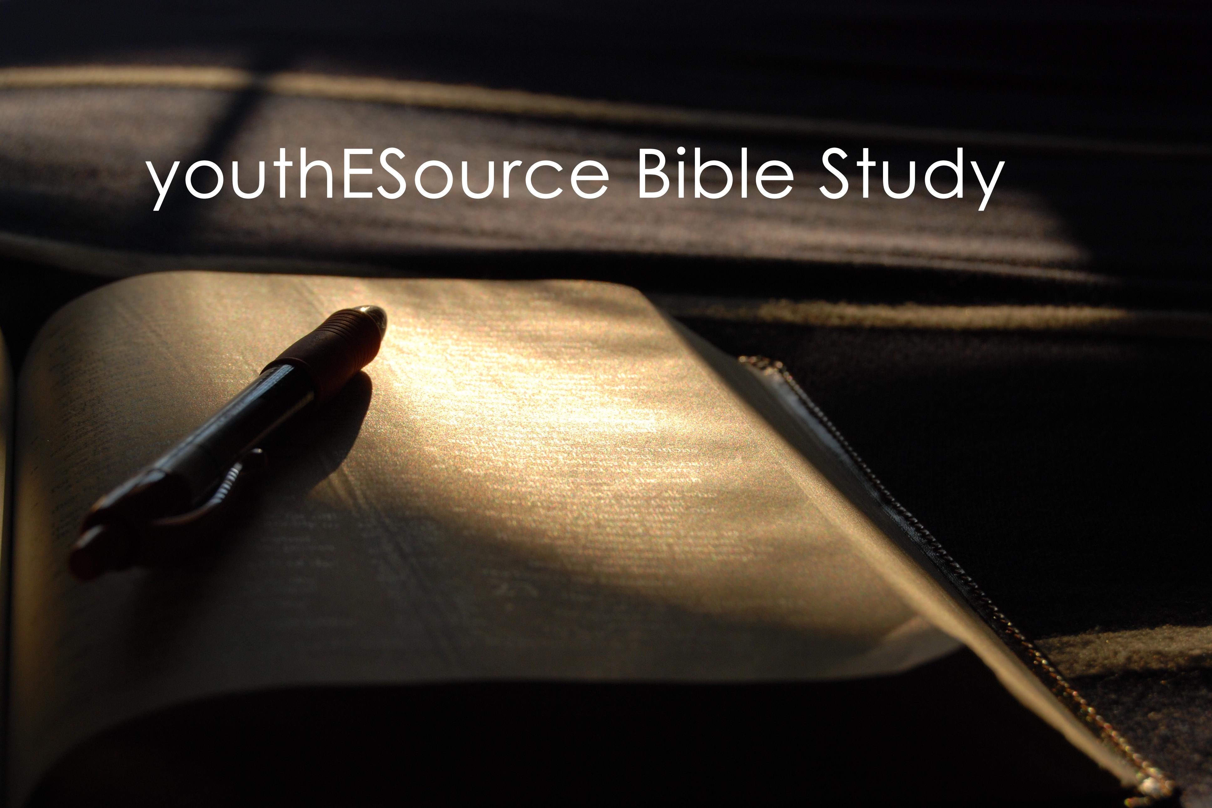 Bible Study: Be Still and Listen
